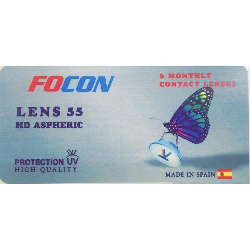 FOCON LENS 55  Υπερμετρωπικά  Σφαιρώματα